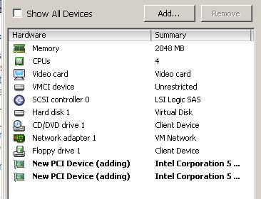 Installare Mac OS X su Vmware Esxi
