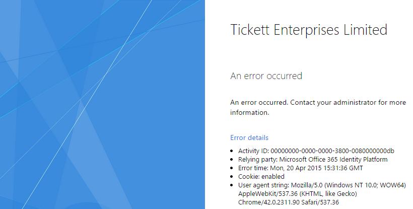 Updating Adfs Ssl Certificate On Windows Server 2012 R2 Ticketts Blog